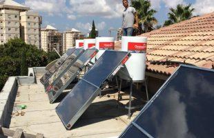 החלפת דודים למערכות סולריות